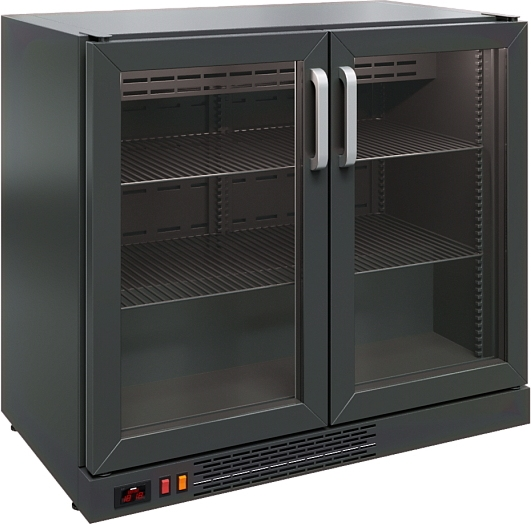 Холодильный шкаф (стол) POLAIR TD102-Bar без столешницы - 1