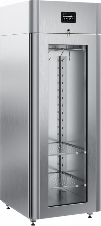 Специализированный шкаф для мяса POLAIRCS107-Meat Тип 1 (со стеклянной дверью) - 1