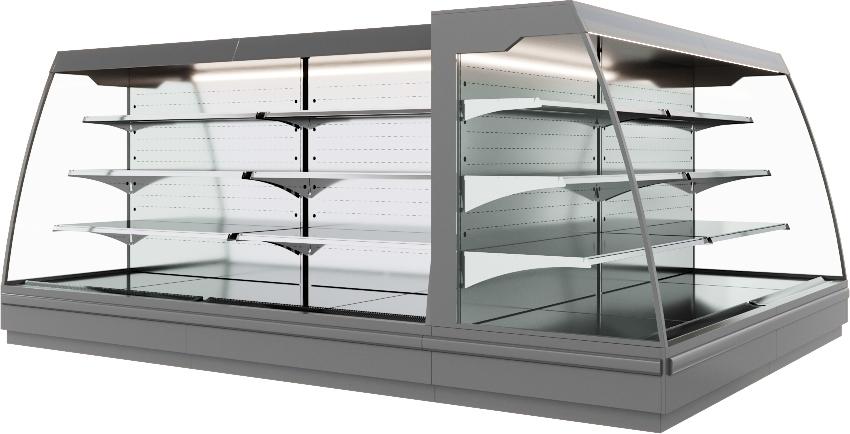 Холодильная горка POLAIR RITTO M 2500 - 1