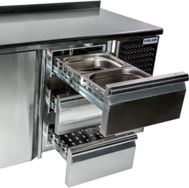 Холодильный стол POLAIR TM4GN-G - 2