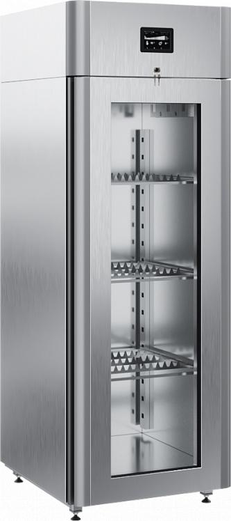 Специализированный шкаф для колбас POLAIRCS107-Salami (со стеклянной дверью) - 1