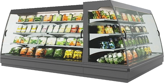 Холодильная горка POLAIR RITTO M 2500 - 3