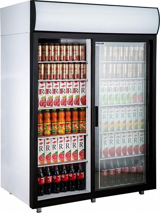 Холодильный шкаф POLAIR DM110Sd-S 2.0 - 1