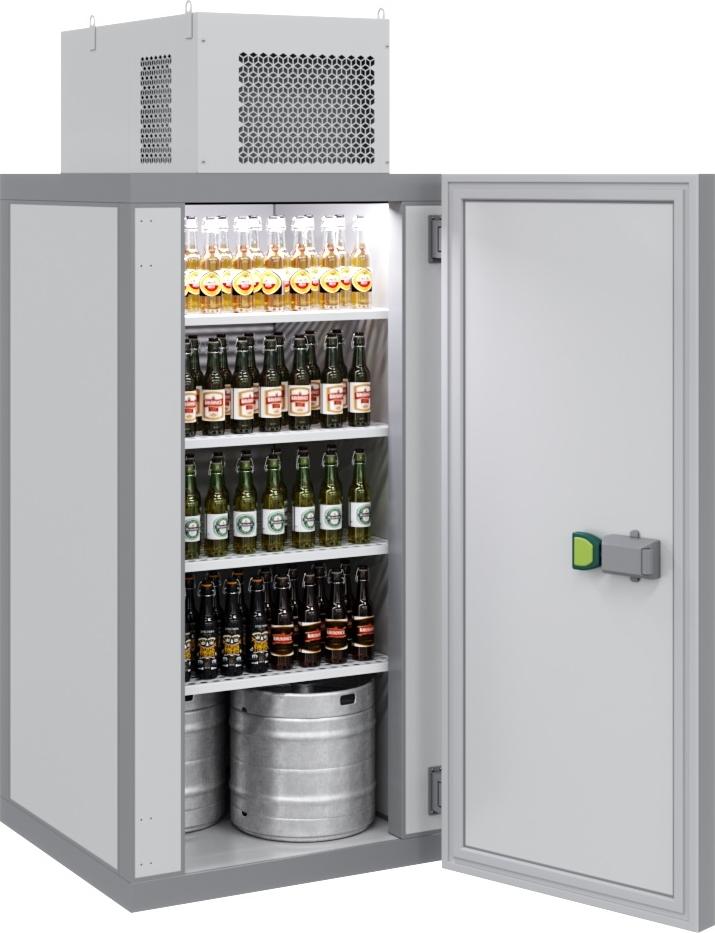 Холодильная камера POLAIR КХН-1,28 Мinicellа ММ - 5