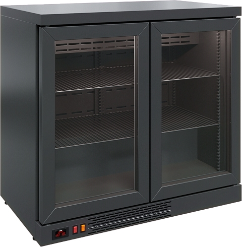 Холодильный шкаф (стол) POLAIR TD102-Bar - 1