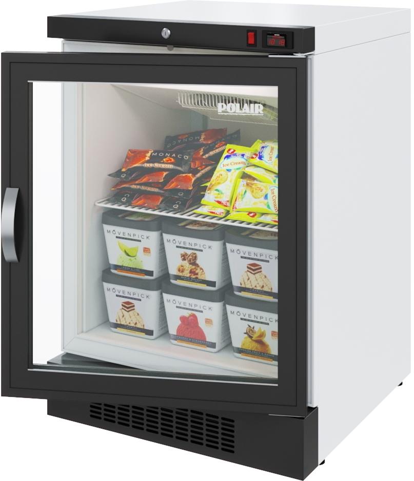 Морозильный шкаф POLAIR DB102-S - 1