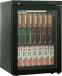 Холодильный шкаф POLAIR DM102-Bravo чёрный + замок